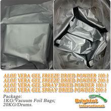 High quality Aloe vera freeze dried&spray dried powder