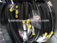 XINSHUO brand flexible high pressure rubber hose
