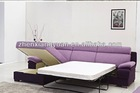 living room furniturs contemporary sectional sofa bed modern fabric sofa