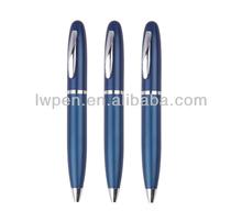 Human Design Heavy Metal Pen Large Barrel Pen