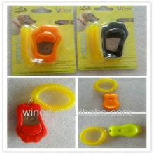 Dog clicker clicker press for training dog pet toy clicker