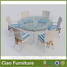 Rattan wicker outdoor aluminum furniture cedar outdoor furniture