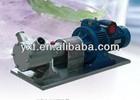 Stainless steel sine pump for food grade