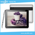 Very slim 9.7 inch quad core tablet computer sell on best price