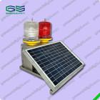 GS-MS/R Medium-Intensity Dual Solar Powered Beacon Light