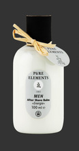 Natural cosmetics Germany Men after shave balm