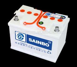 Various models 12v car battery 12v Maintenance Free Car battery Lead Acid Sealed MF Battery