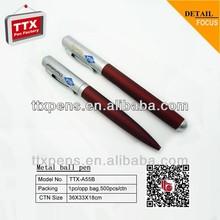 TTX-A55B Promotional SGS certificate MATT gift pen