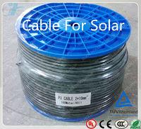 2017 Australia (NSW QLD VIC) Hot-Selling solar cable 4.0mm2 buy solar cells bulk