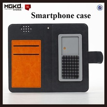 Factory Price flip style smartphone universal case, 4 sizes available