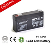 VRLA/SMF Battery 6V 1.2AH sealed lead acid battery