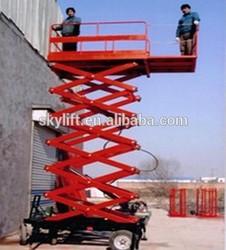 auto hydraulic car lift used