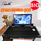 Big game mouse pad manufacturer,oversized and thick,computer rubber promotion mouse pad,customized