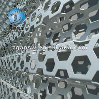 Aluminum Decorative Perforated Calcium Silicate Board
