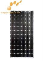 180w Mono solar cell/pv module for LED Street Light