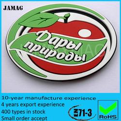 new arrival 3d rubber pvc fridge magnets for sale