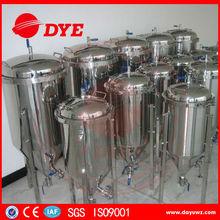 Popular Stainless Steel Beer Fermentor or Brewery Equipment