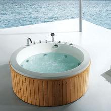 Fico FC-WD02, wooden bathtub