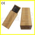2014 venta caliente& hechos a mano de madera de embalaje de la caja y caja de bambú para gafas de sol