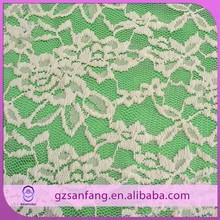 China wholesales fabrics fancy wedding lace table overlays