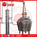 cobre vermelho de álcool torres de destilação para a venda