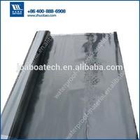 WP-SBS Wet-application Width Elastomeric Modified Bitumen Waterproofing Membrane
