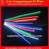 Free Replacement EL Wire Cold LED Strip EL ELectro Luminescent Wire