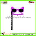 handmade cat máscara de papel de design