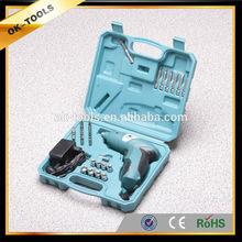2014 new high quality mini wonderful power tools 3.6V/4.8V electric cordless screwdriver