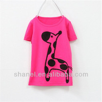 children's clothes on sale t-shirts with short sleeves 2015