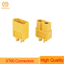 High Quality XT60 Connector Pair Male/ Female for DIY Drone Lipo Battery