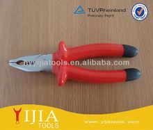 rosso e nero maniglia pinze di combinazione elettrico