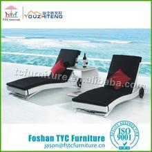 Foshan outdoor lounge chair beach
