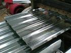 Steel Corrugated Galvanized Roofing /Wall Sheet, Full Hard Corrugated Steel Sheet