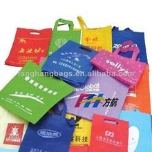 FH Cute Design Non Woven Shopping Bag with Print