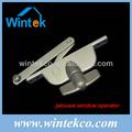 universal de aluminio de ventana de celosía de operador y proveedor en china