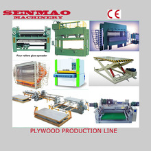 plywood production line/veneer plywood production line/plywood machine