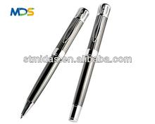 gunmetal pen set / metal roller ball pen for gift and promotion,