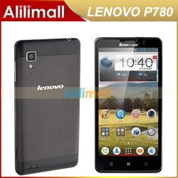 Lenovo P780 Quad Core android phones MTK6589 1.2GHz 5.0 inch HD 1280x720p 1GB RAM 8.0MP 4000mAh battery
