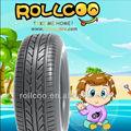 China de origen coreano planta de proceso de la tecnología de neumáticos de coche, sedán de pcr de neumáticos de coche de la marca rollcoo buscar agente de ruedas