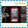 alibaba Aluminum Gorilla Glass waterproof case for iPhone 5s