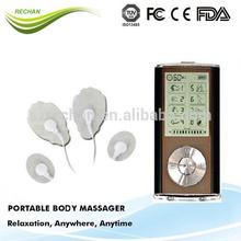 REC-208B Handheld Rechargeable Mini TENS Massager