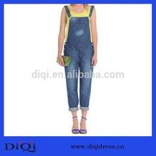 Moda Hallen estilo largos del dril de algodón para mujer 2014