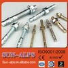 China Supply Good quality all kinds of zinc plated Expansion hilti anchor bolt,hilti bolt