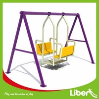 Metal Outdoor Swing Chair for Kids and Adults LE.QQ.003