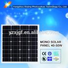 monocrystalline solar panel 40W best price high qualiy