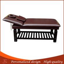 Beauty salon modern top grade solid wood model of wood beds