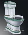 Luxus und eleganten Stil farbe toilette für zu hause genutzt