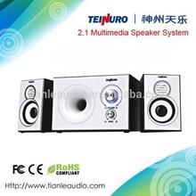 2.1 channel multimedia computer speakers/subwoofer speaker
