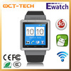 Fashion design Smart watch phone for sports man,Colorful Smart watch matching mobile phone using